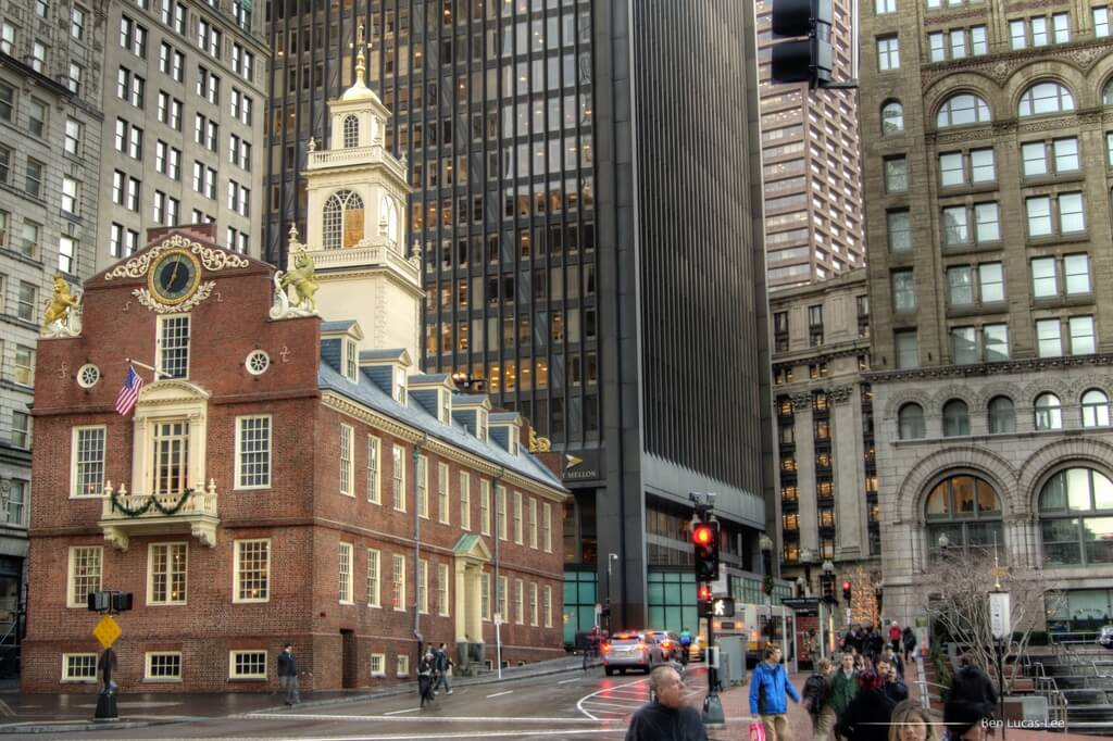 The Old State House Boston