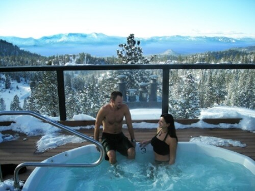 The Ridge Hot Tub