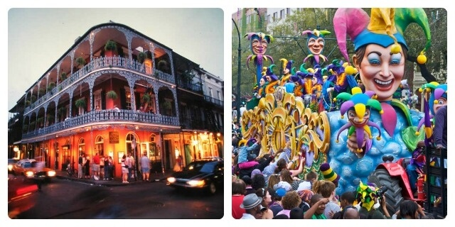 TOP TIPS FOR NEW ORLEANS
