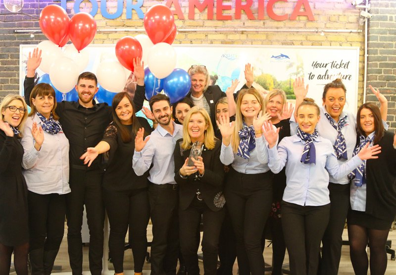 Tour America wins Travel Agency of the Year!