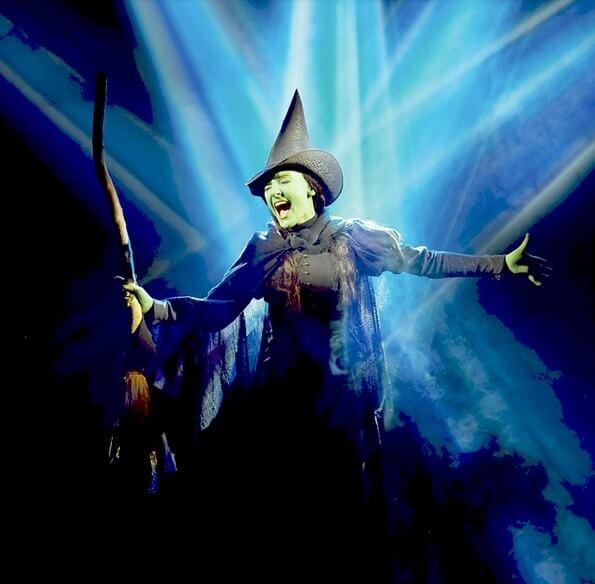 New York Broadway Shows Wicked