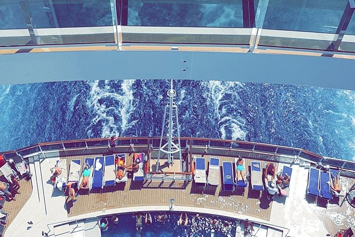 10 Things You Can Only Do On A MSC Cruise