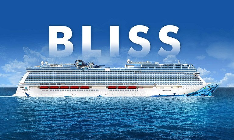 10 exciting features on the brand new Norwegian Bliss Cruise Ship.