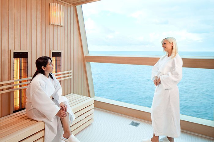 5 of the best Cruise Ship Spas
