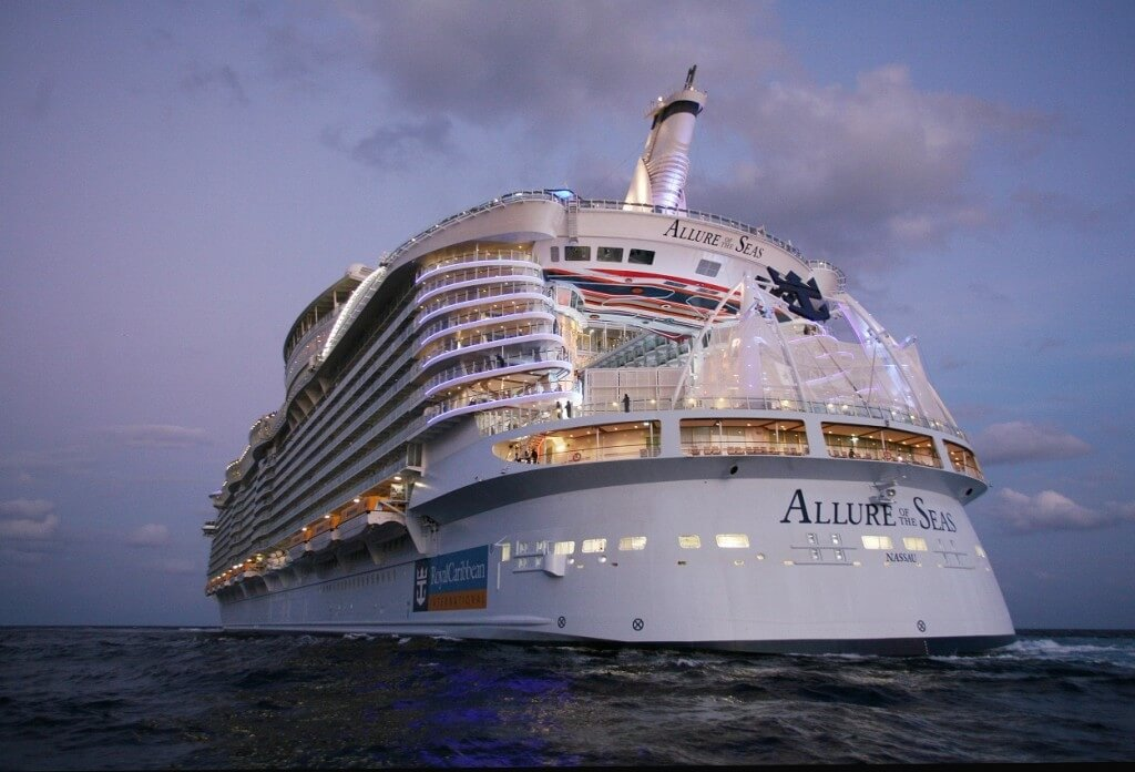 WHY THE ALLURE OF THE SEAS IS AMAZING!