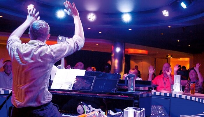Piano Bar Carnival Cruise