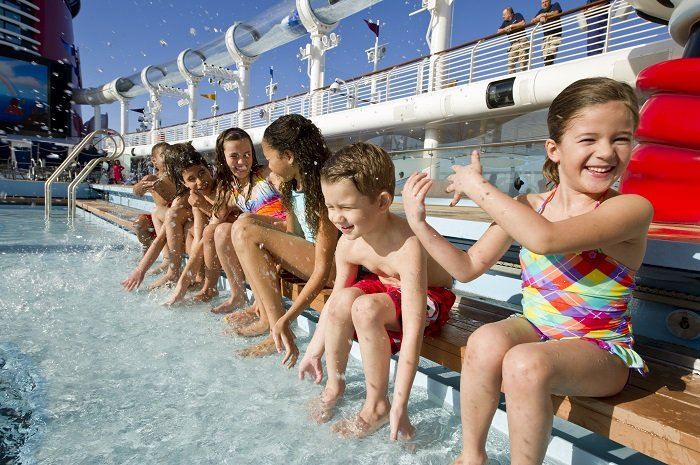 Family Cruises With Disney Cruise Line