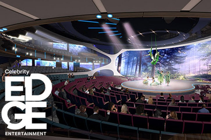 Everything You Need To Know About Celebrity Edge Entertainment