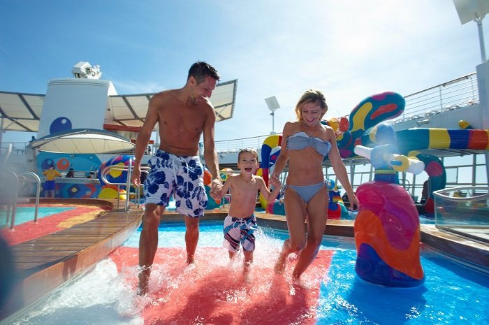 Six Reasons Why Your Kids Will Love a Royal Caribbean Cruise!