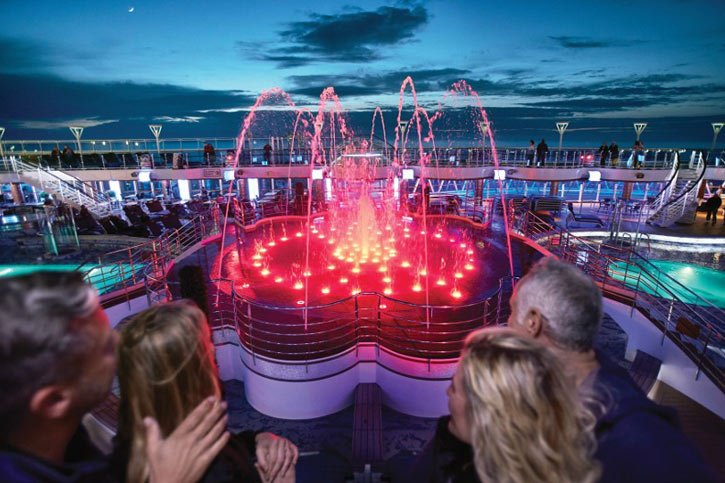 watershow-princess-cruises