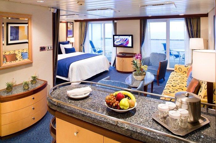 Suite Class Royal Caribbean