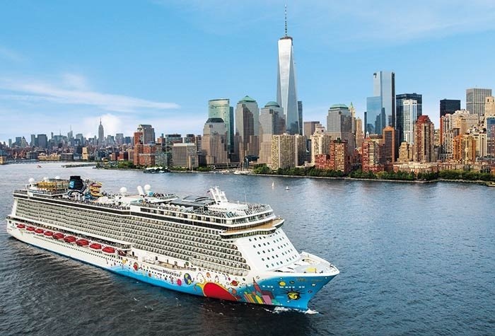 Norwegian Epic New York