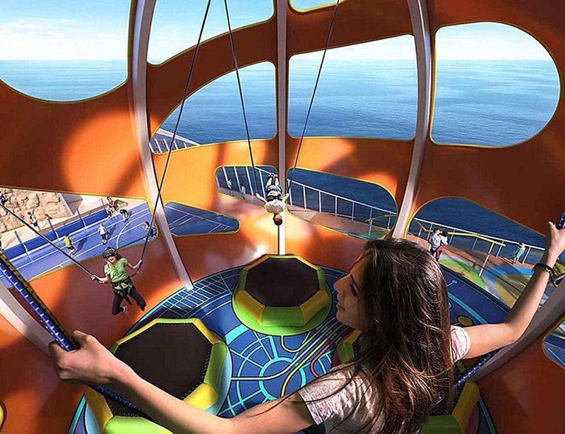 Independence of the Seas - Royal Caribbean's Ship is Back and Even Better!