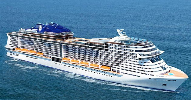 Three MSC Cruise Ships Coming Soon