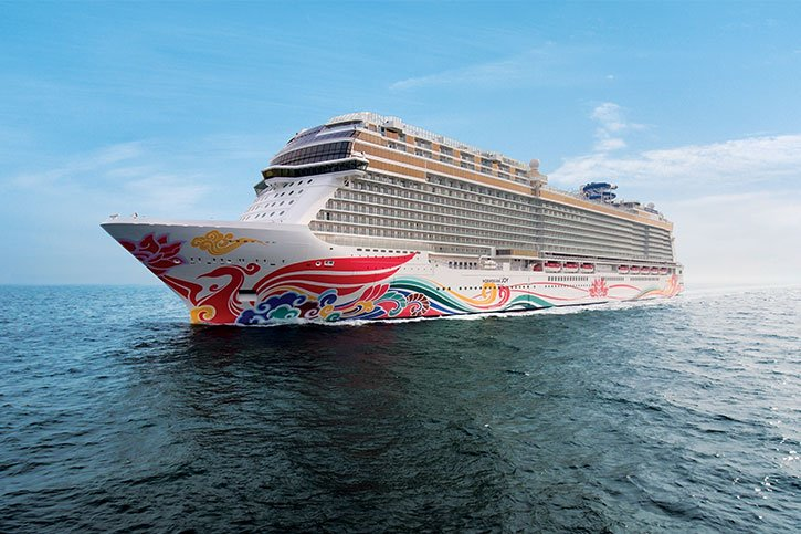 Norwegian Cruise Line Brings Joy to Alaska