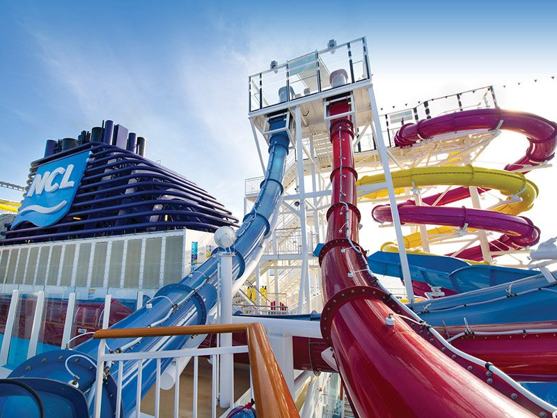 10 Reasons why Norwegian Cruise Line are perfect for Families