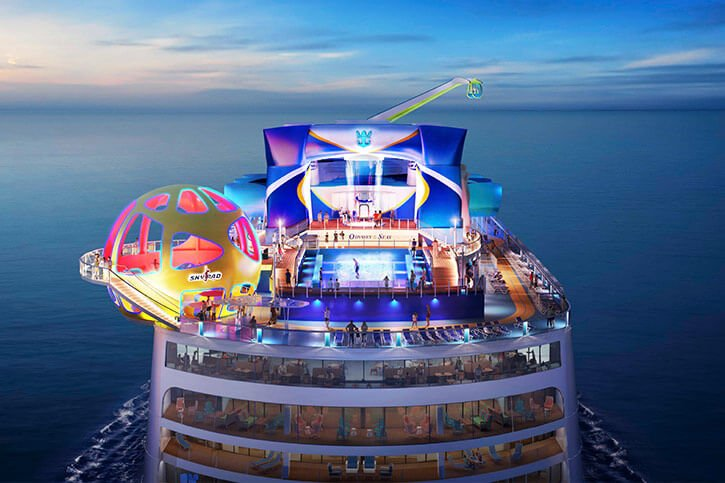 Odyssey of the Seas – Royal Caribbean's newest ship coming 2020