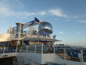 ROYAL CARIBBEAN'S QUANTUM OF THE SEAS NORTH STAR