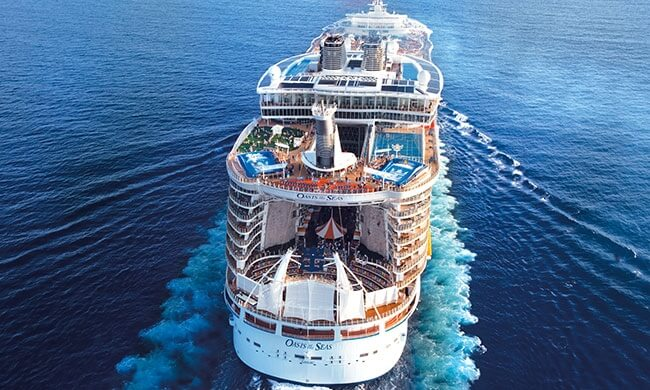 ROYAL CARIBBEAN HAS ANNOUNCED PLANS FOR A FOURTH OASIS CLASS SHIP