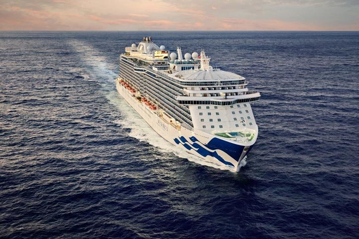 Top 5 Royal Princess On-board Features