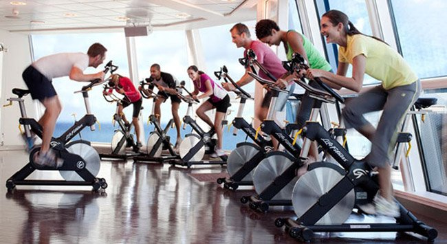 spinning-class-cruise