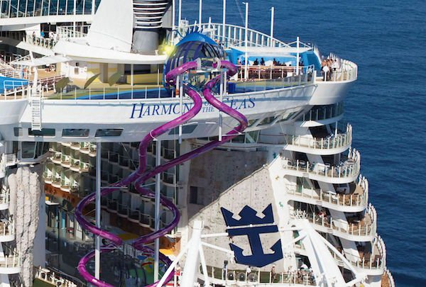 5 facts about Royal Caribbean's Ultimate Abyss slide on Harmony of the Seas