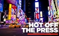 Hot Off Press