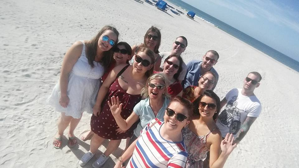 Tour America Team Enjoy Florida Fam Trip