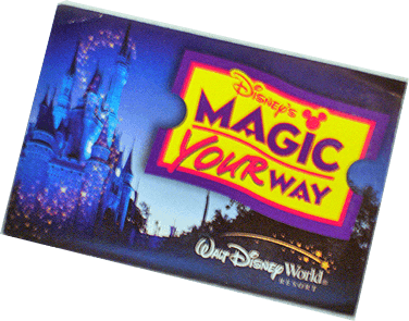 Disney Announces 2 Day Walt Disney World Ticket