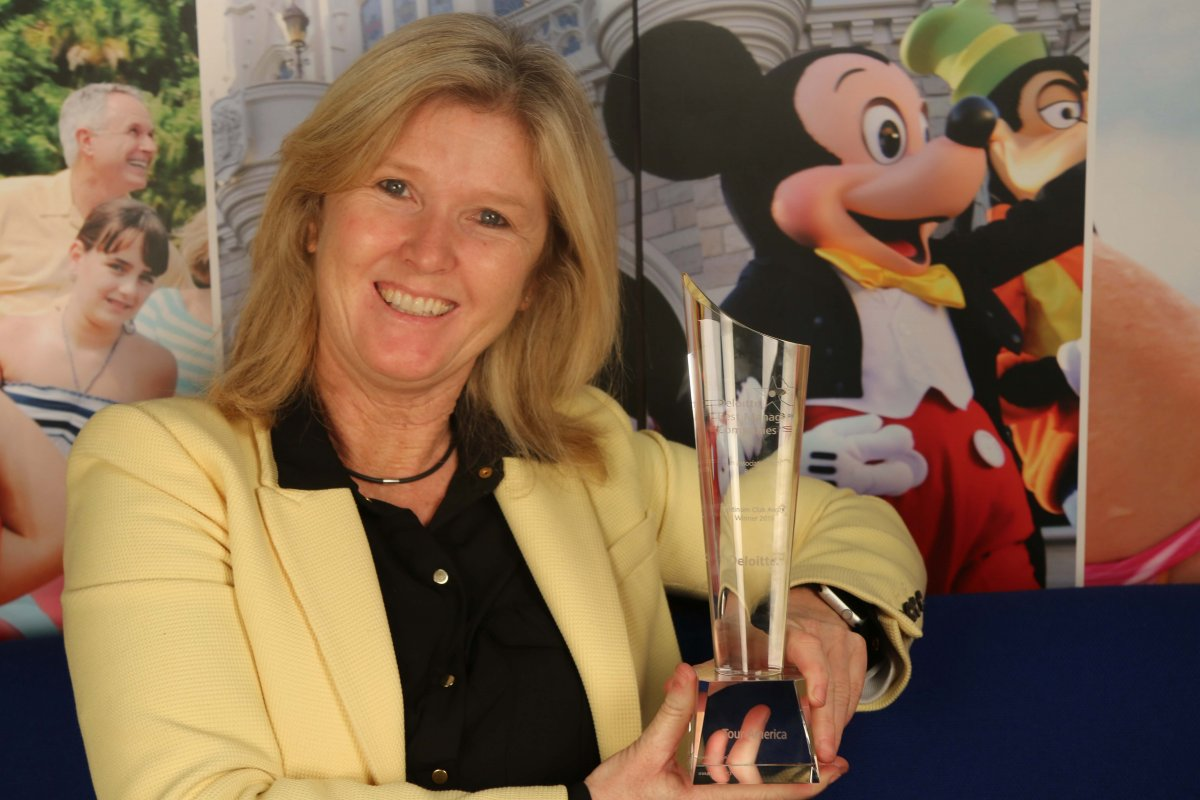Tour America win Deloitte Best Managed Company Platinum Award!