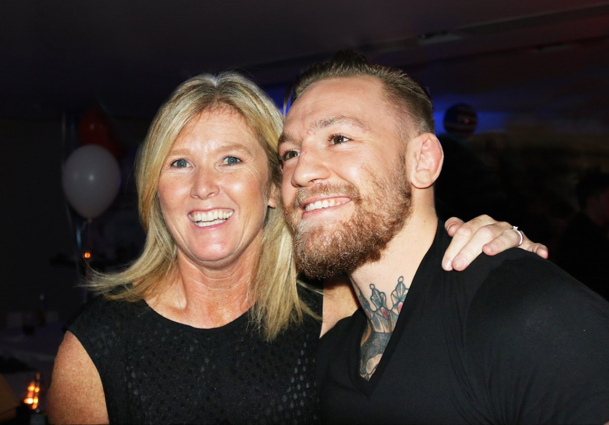 Tour America Congratulate Conor McGregor