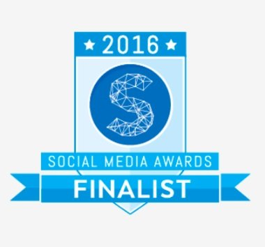 Tour America make the finals of the Social Media Awards 2016 in four categories!