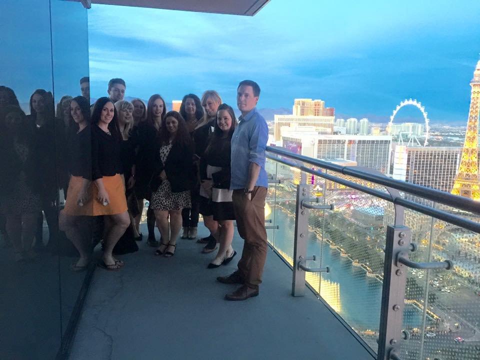 Tour America visit Las Vegas on Fam Trip