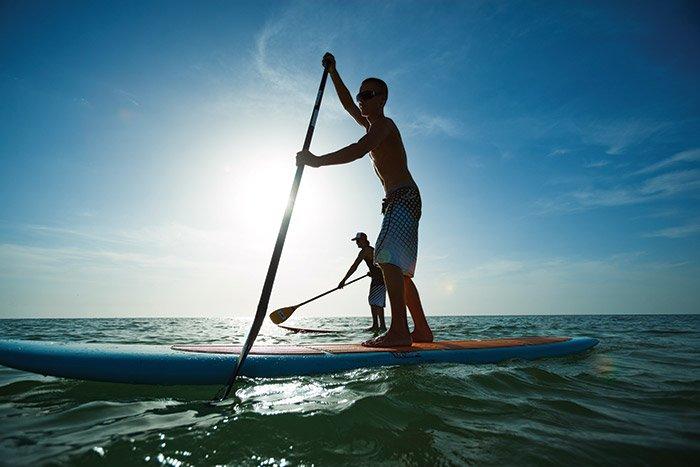 paddle-boarding-st-pete-beach