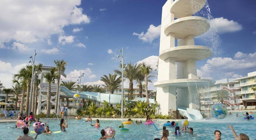 Amazing Cabana Bay Beach Resort Hotel