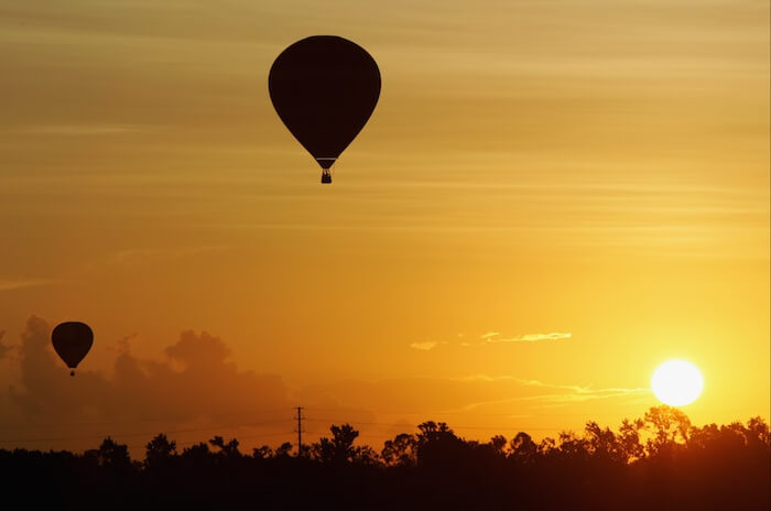 Hot Air Balloon Ride Orlando