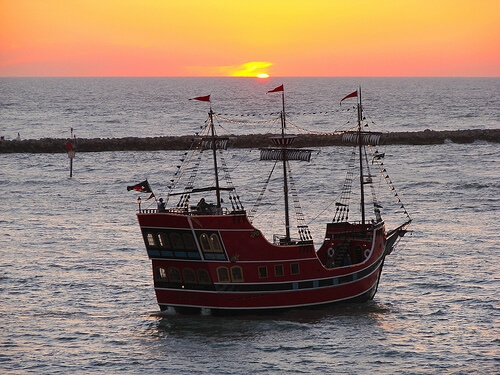 Captain Memo Pirate Cruise