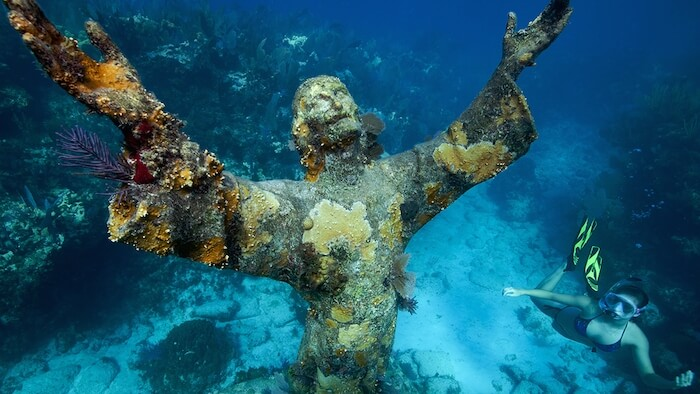 Christ of the Deep Florida