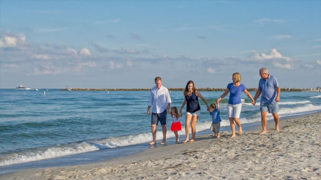 Family Friendly Beaches in Florida