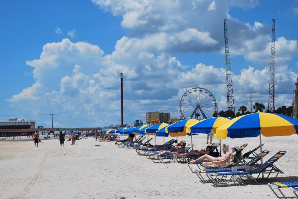 Daytona Beach Florida Family