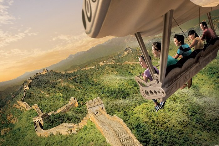 Soarin at Epcot