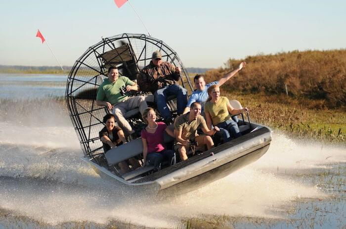 Airboat Ride Florida