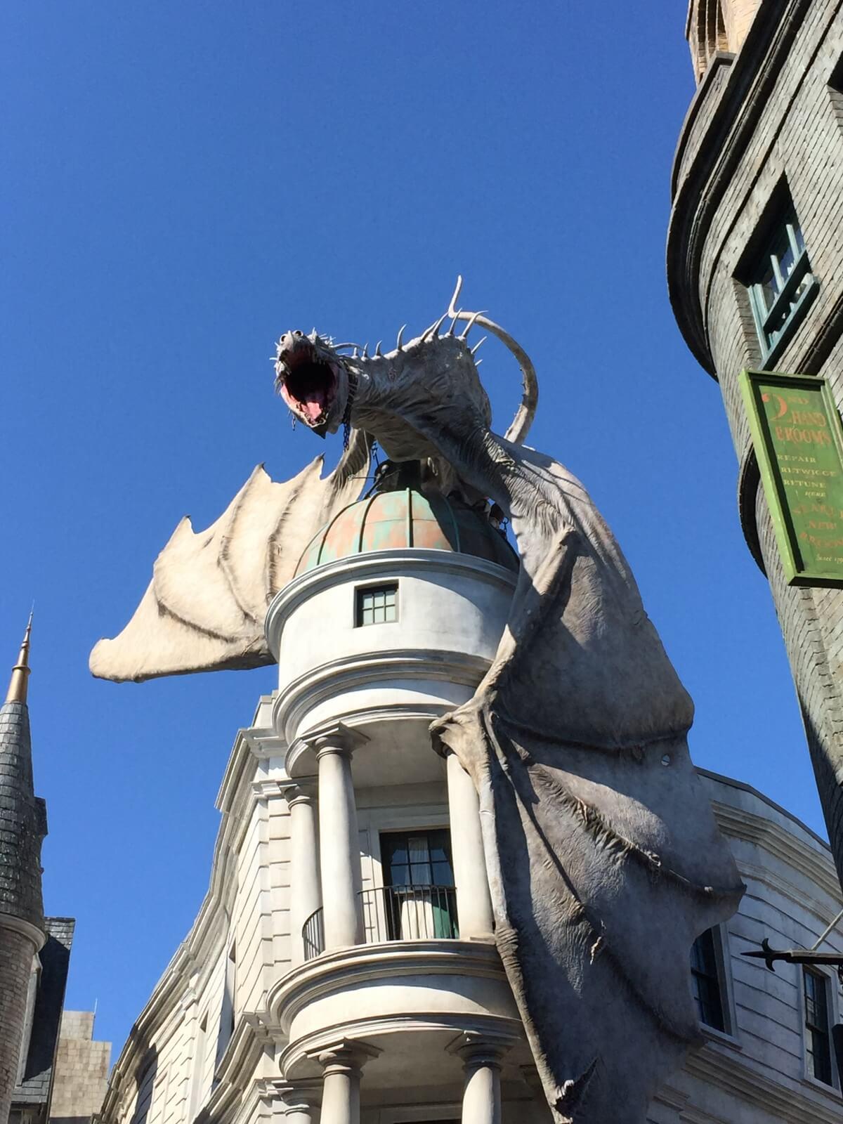Gringotts Bank Diagon Alley Universal Studios