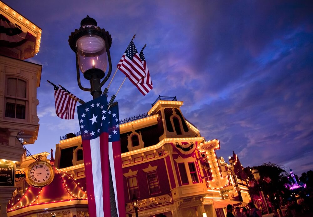 Independence Day at Walt Disney World