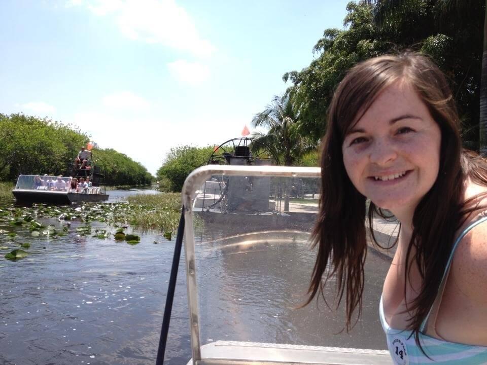 Kathleen at The Everglades Miami