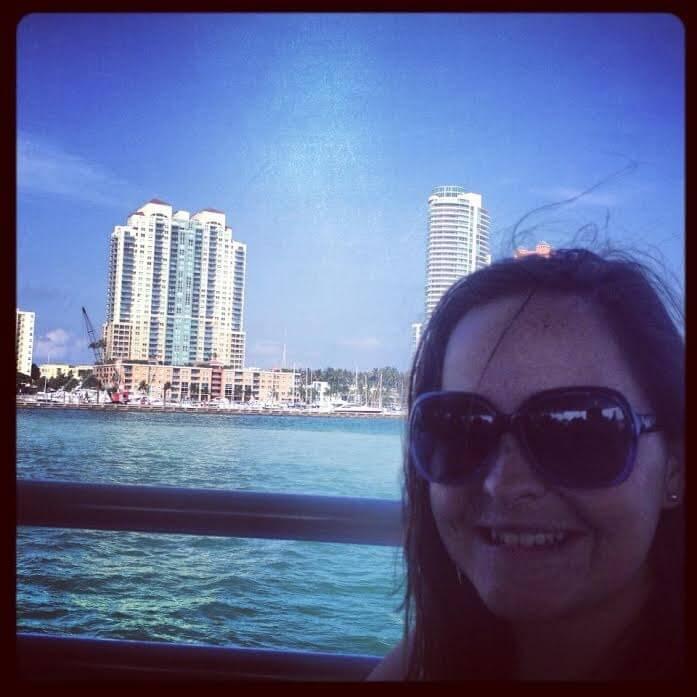 Kathleen in Miami