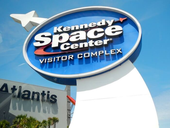 Kennedy Space Visitor Centre