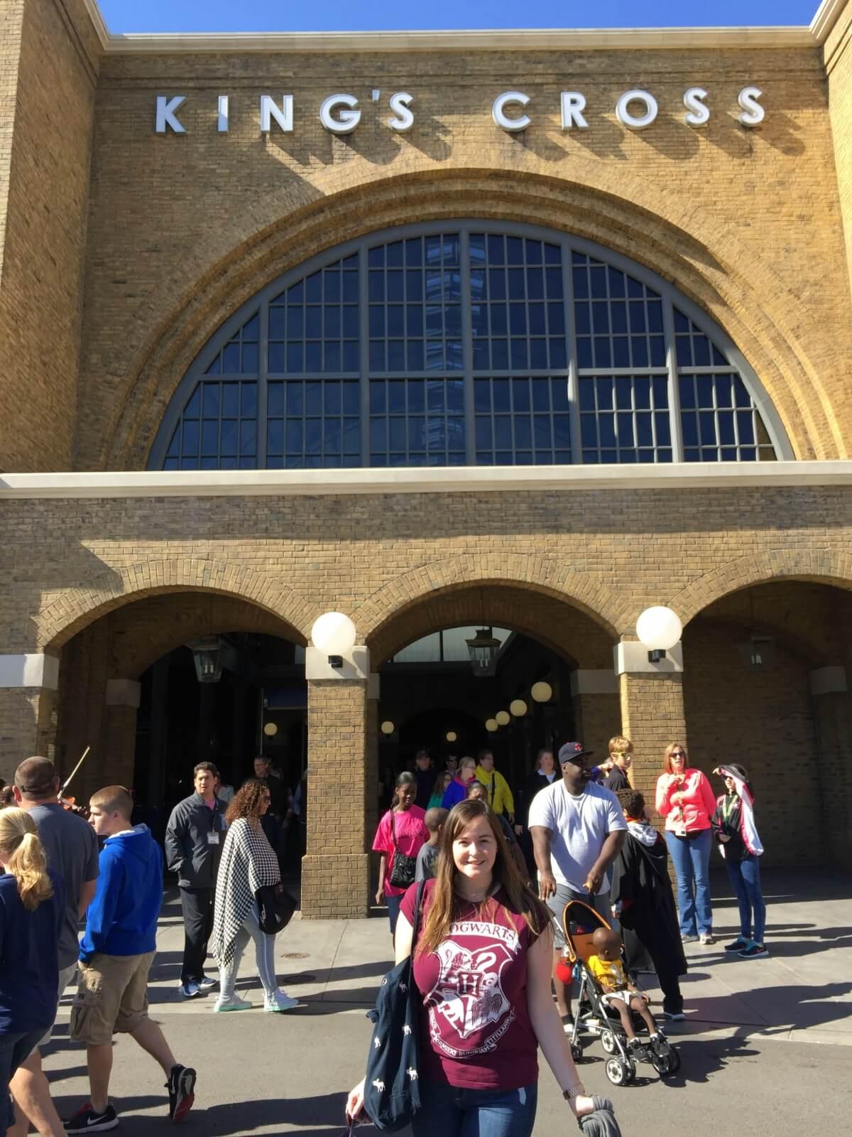 Kings Cross Station Universal Orlando