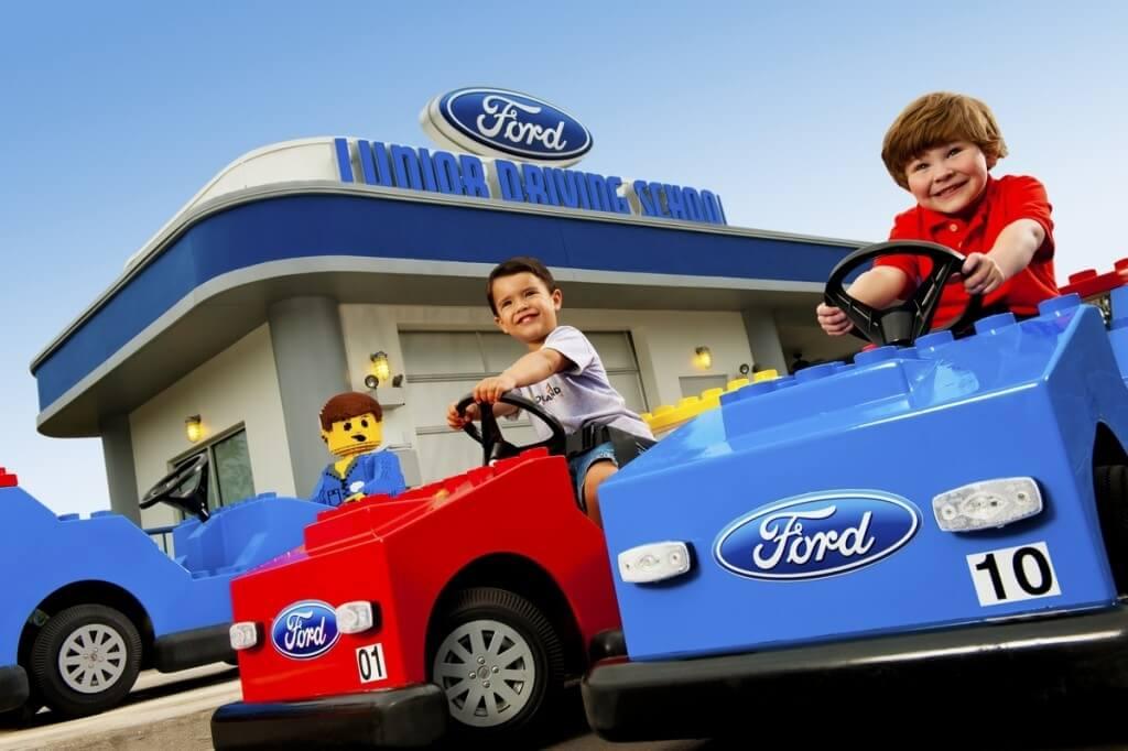Legoland Car Park