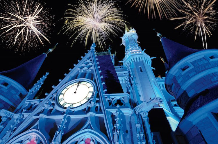 Winter Events at Walt Disney World